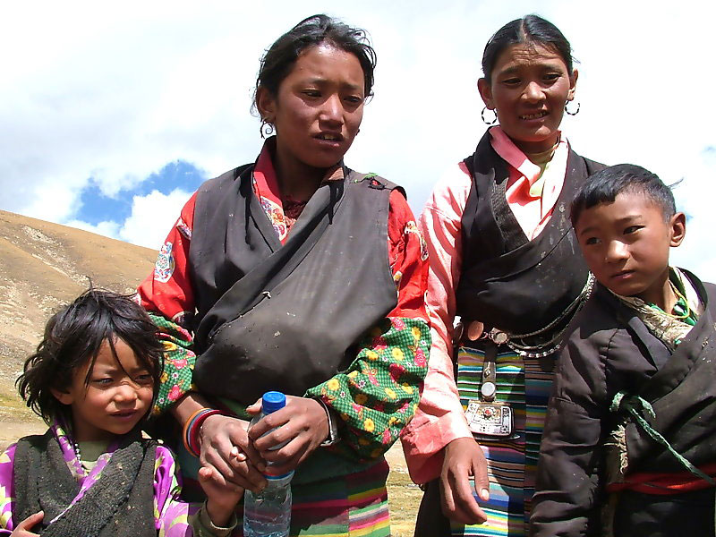 Volunteer in Tibet