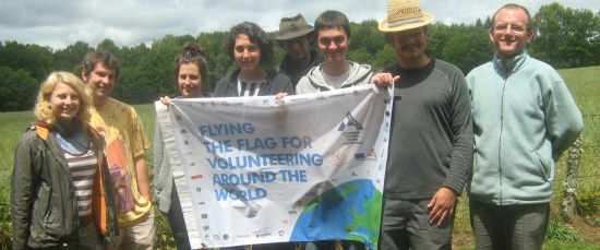 Volunteer in Bulgaria