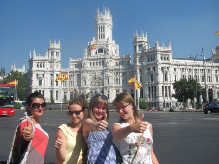 Work as a nanny or au pair in Spain