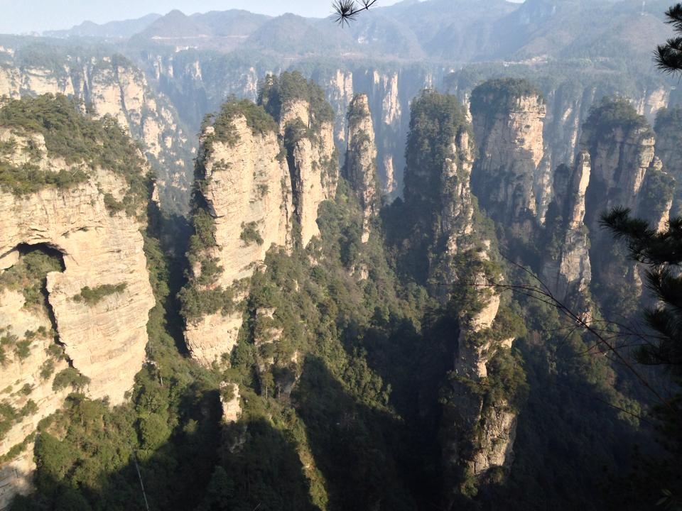 Must Visit Places in China - Zhangjiajie
