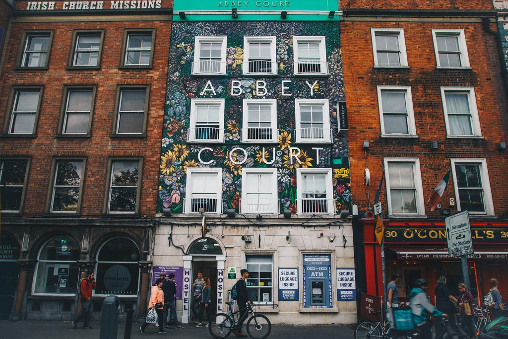 Abbey Court Hostel