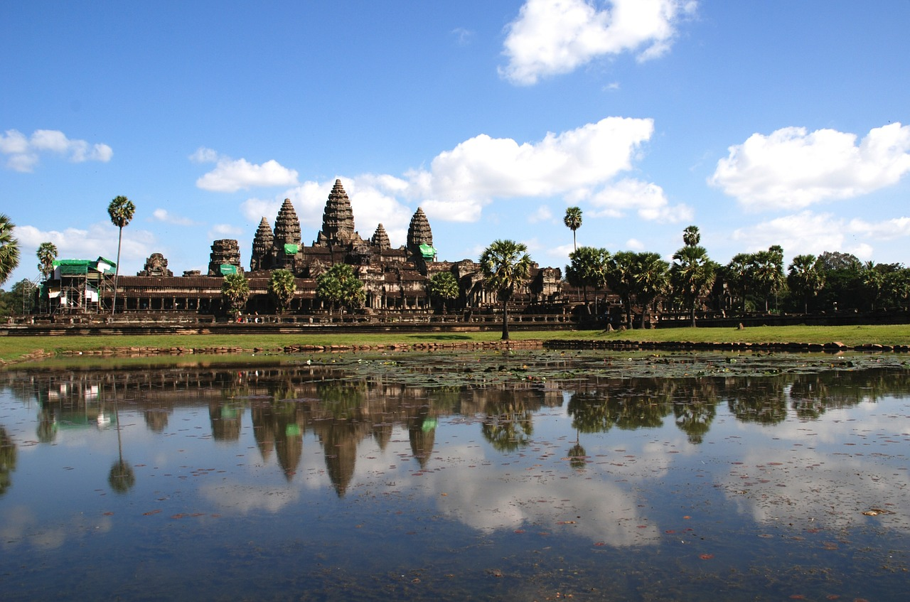 Cheapest backpacker destinations - Cambodia