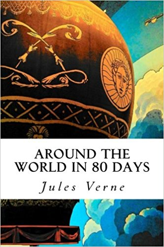 Around the World 80 days Jules Verne