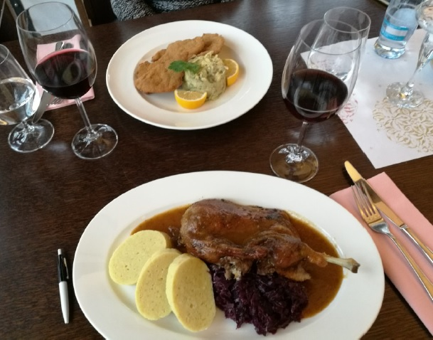 Atlany Kampa Restaurace Roast Duck