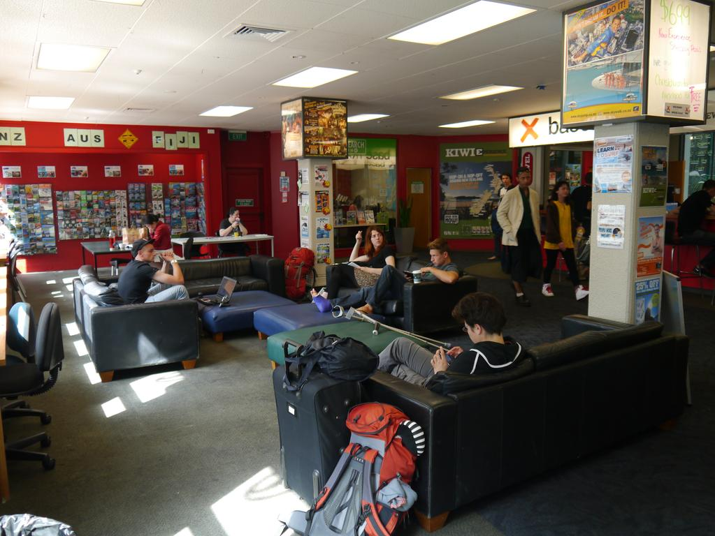Best Hostels in New Zealand