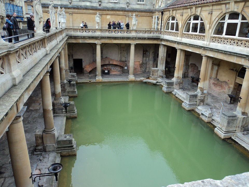 Bath Roman Baths, England