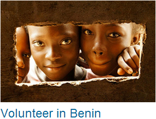 Volunteer in Benin