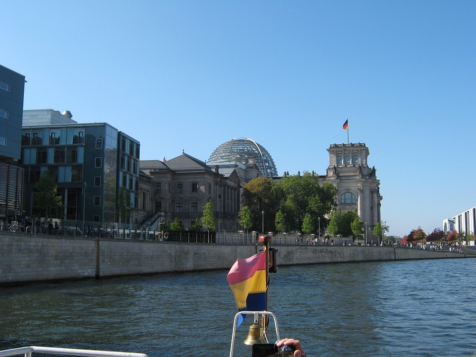 Berlin River Cruise