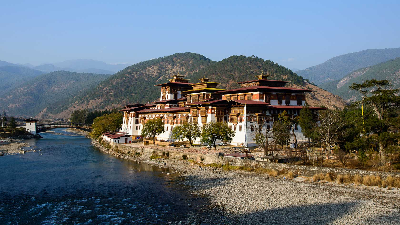 Adventure Holidays to Bhutan