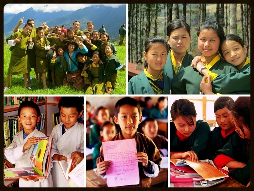 Teach English in Bhutan