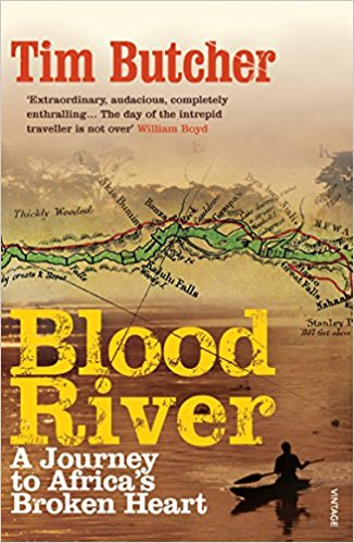 Blood River, Tim Butcher