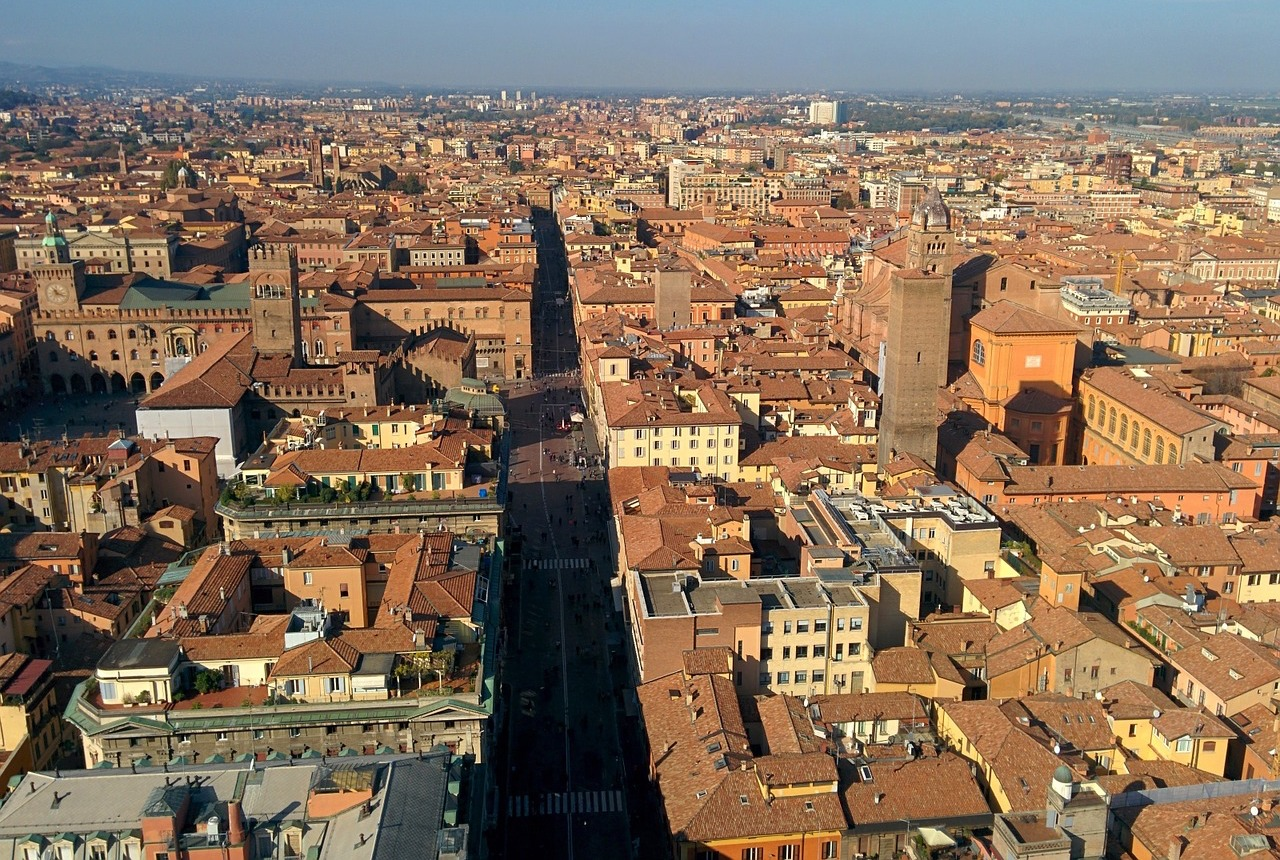 Reasons to visit Bologna
