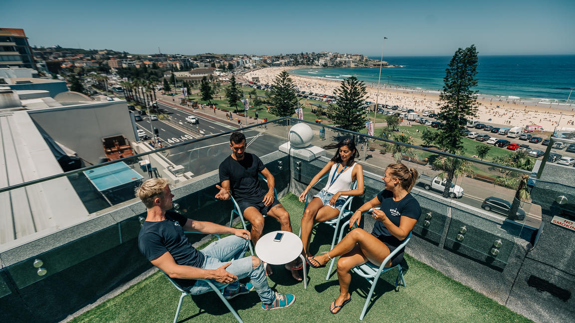 Bondi Backpackers