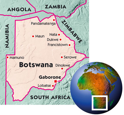 Volunteer Projects in Botswana
