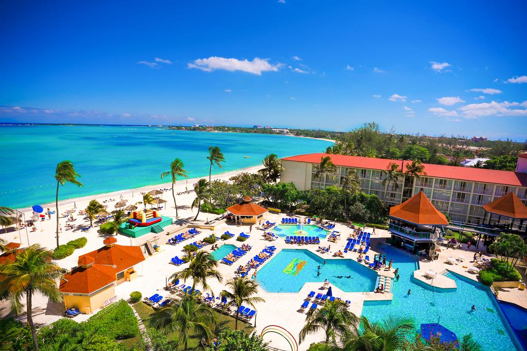 Breeze Spa Resort, Bahamas