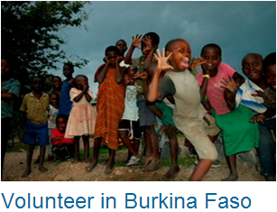 Burkina Faso Volunteer