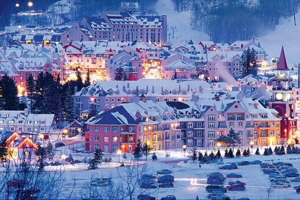 Canada Winter Ski Resort Jobs