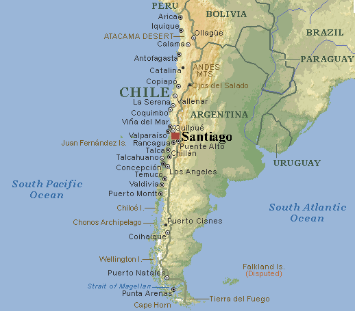 Volunteer Projects in Chile