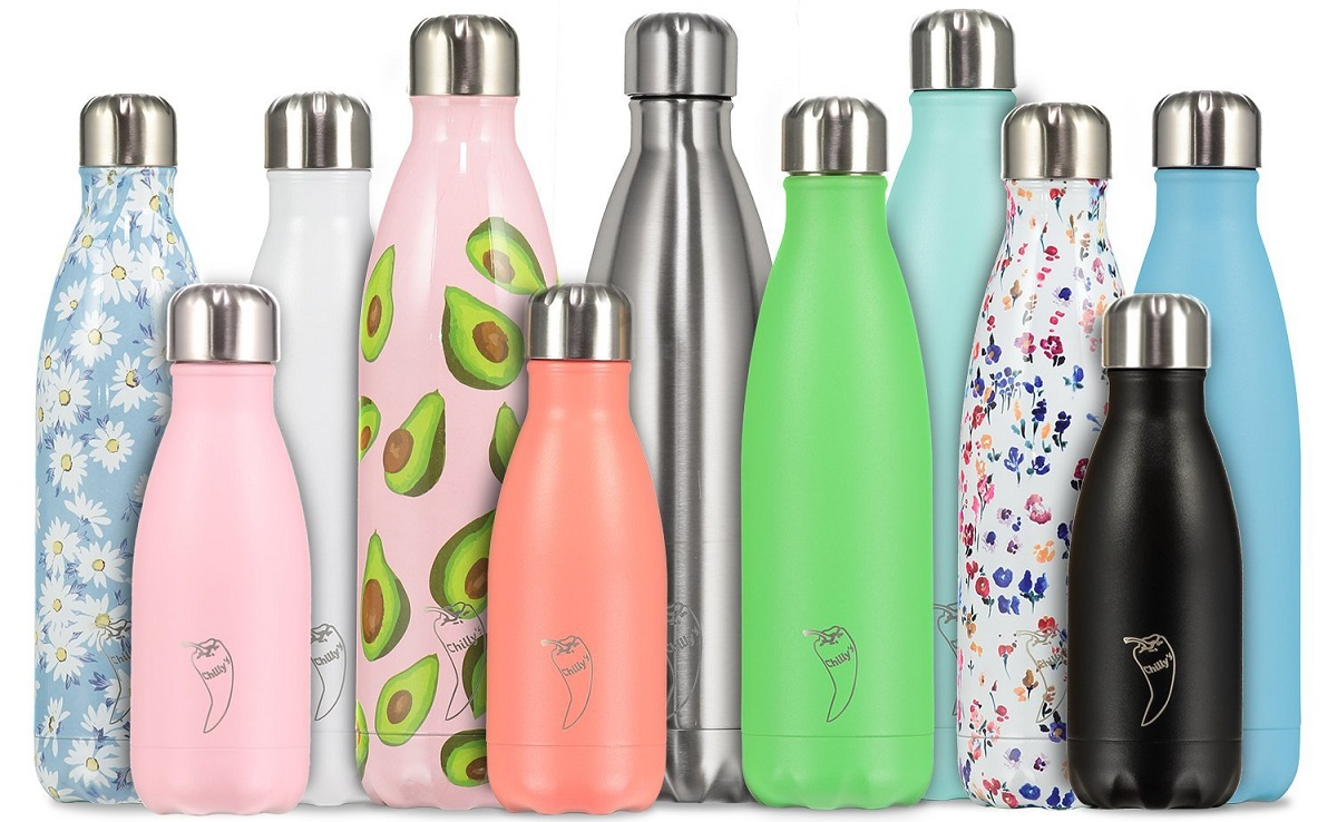 Chilly's Reusable Water Bottle