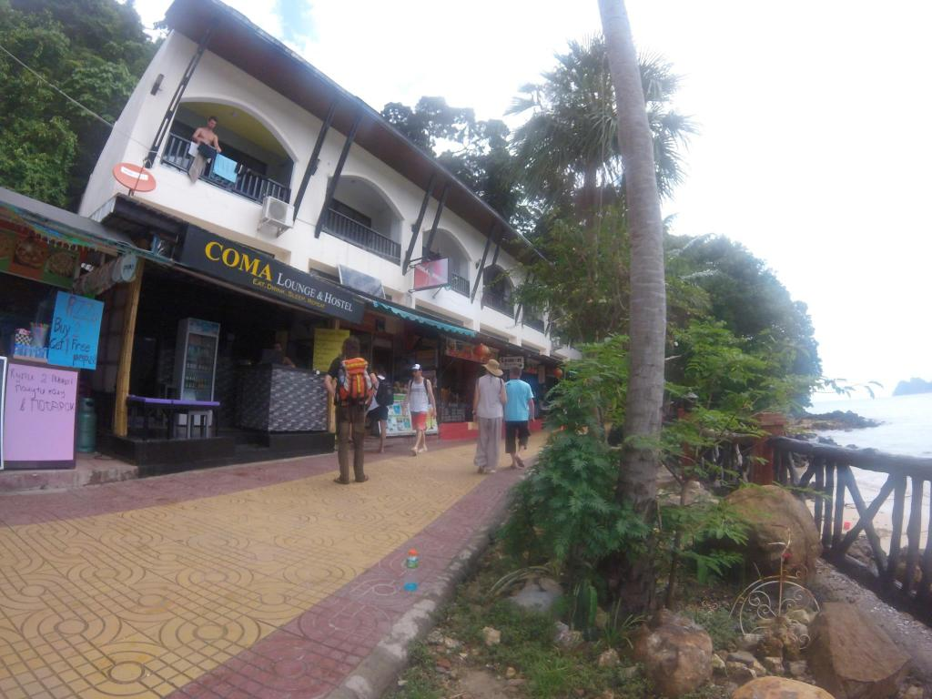 Coma Hostel & Lounge, Phi Phi
