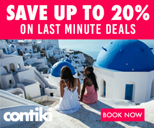 Contiki special offers