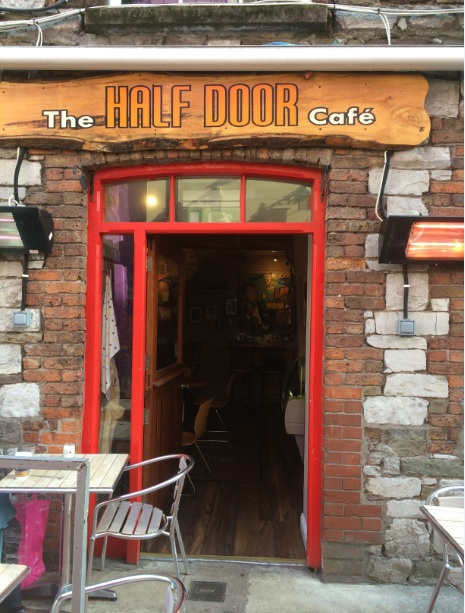 Half Door Cafe Cork