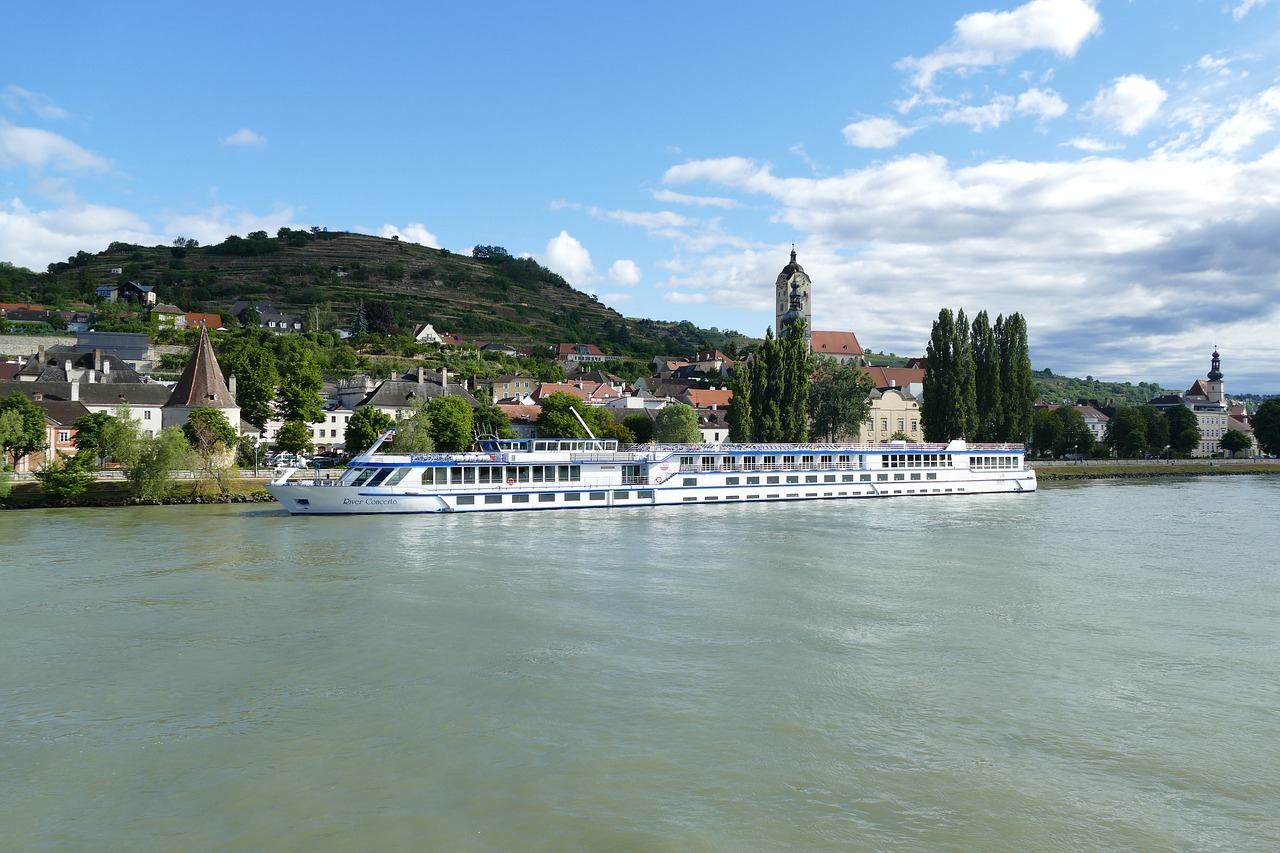 Danube riverboat
