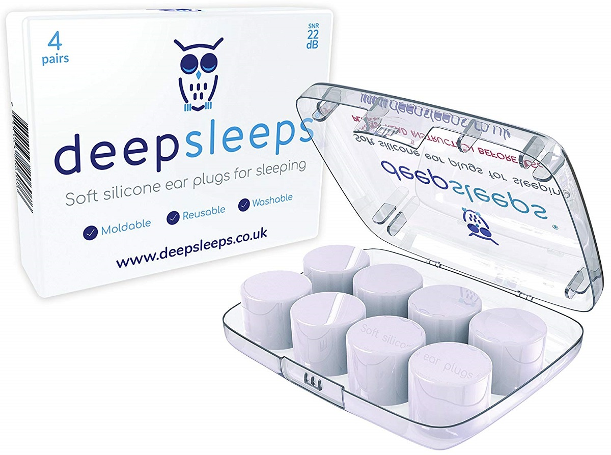 Deep Sleeps Ear Plugs
