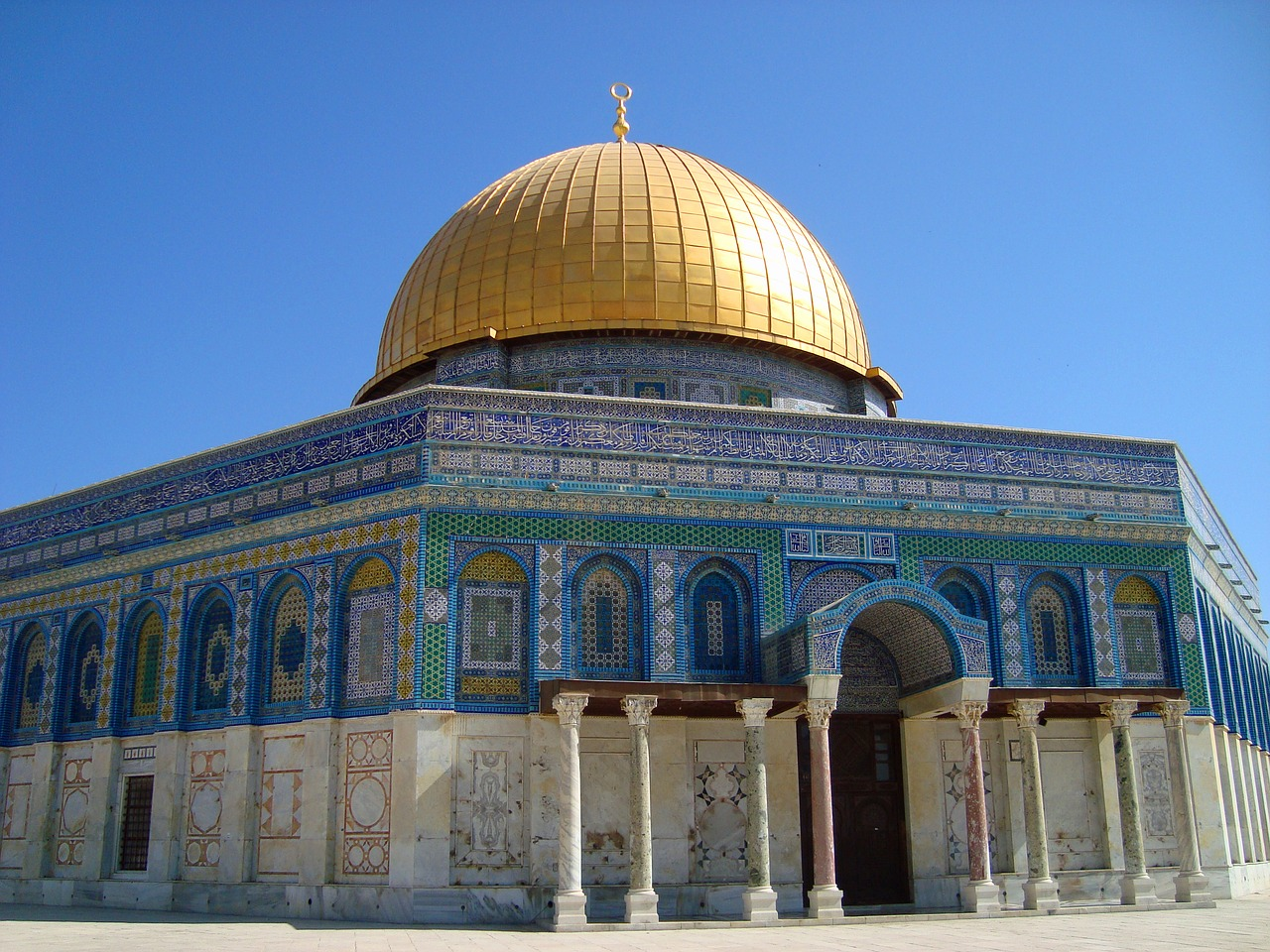 Dome of Rock, Jerusalem