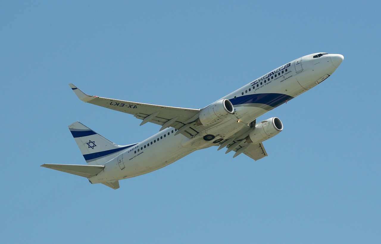 Getting to Israel