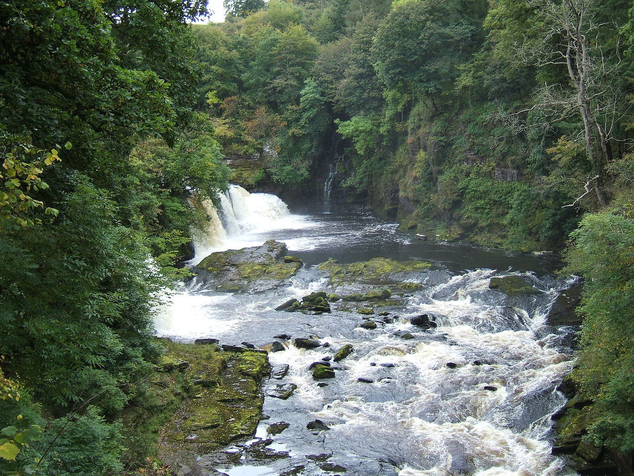 Falls of Clyde