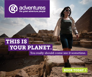 Reasons to Book with G Adventures