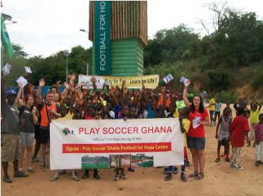 Soccer Coaching Placements in Ghana