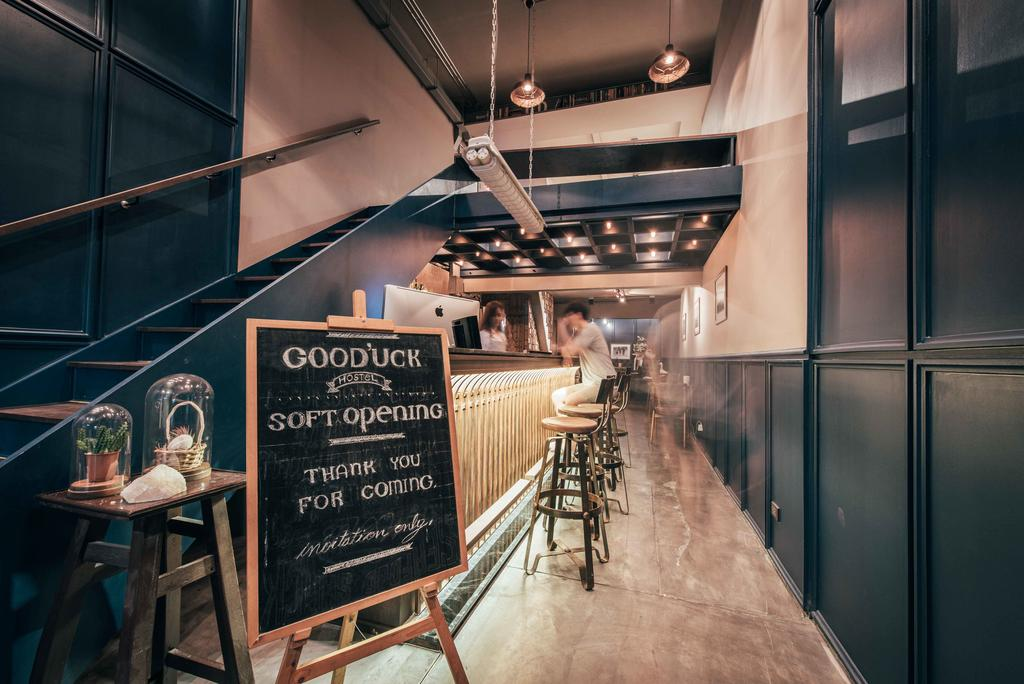 Good'uck boutique Hostel at Silom