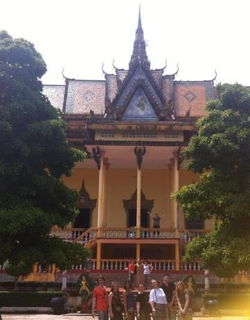 Group Teaching Programs in Cambodia