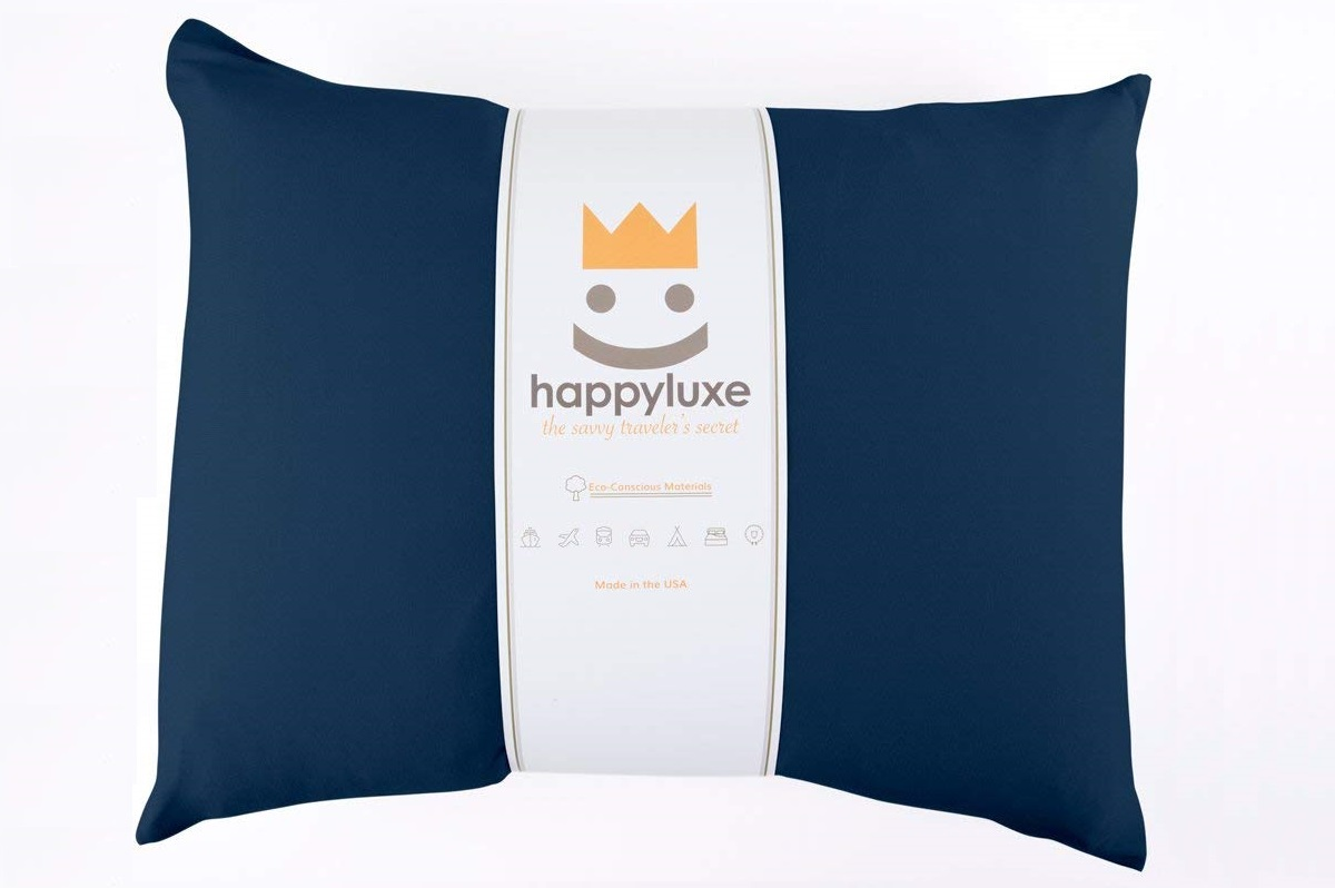 Happyluxe odyssey travel pillow