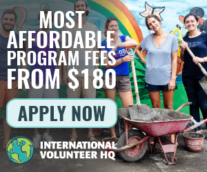 Volunteer Abroad with IVHQ