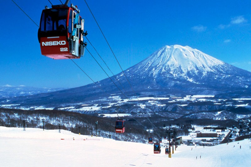 Winter Ski Jobs in Japan