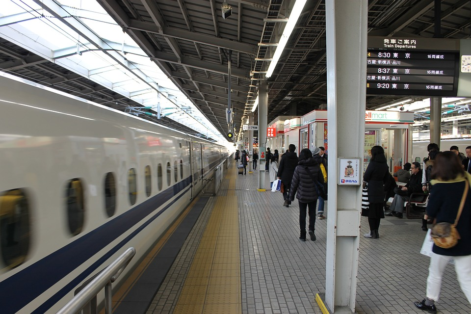 Japan rail travel advice for foreigners