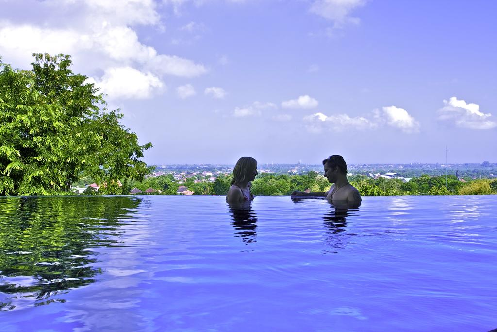 Jimbaran Cliffs Private Pool Hotel & Spa