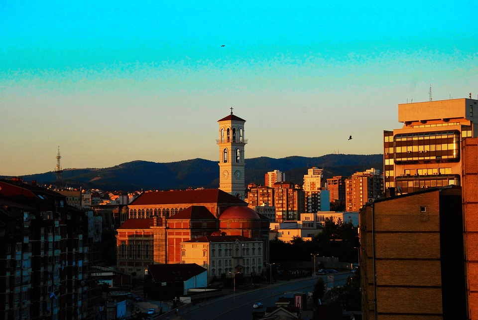 Kosovo gap year