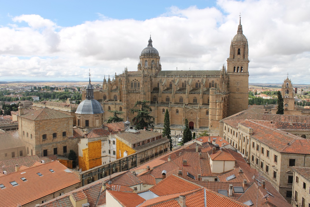 Learn Spanish in Salamanca