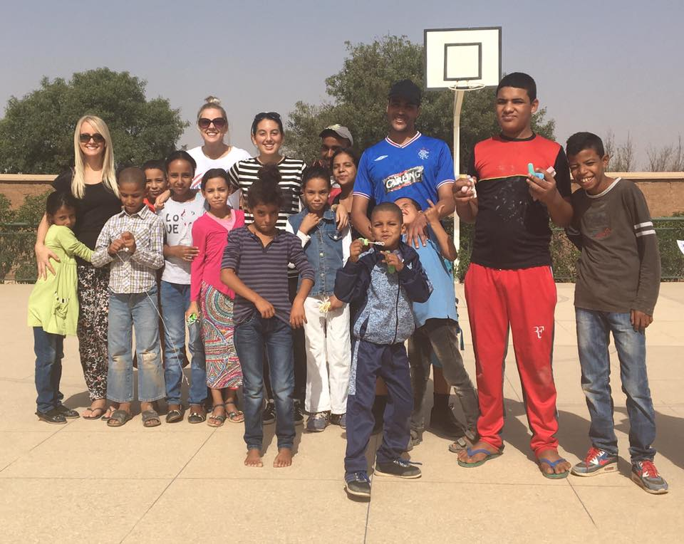 Life changing experience volunteering in Morocco