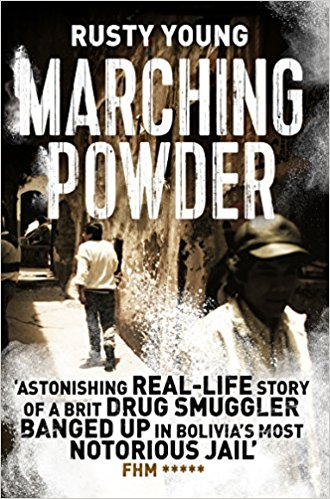 Marching Powder, Rusty Young