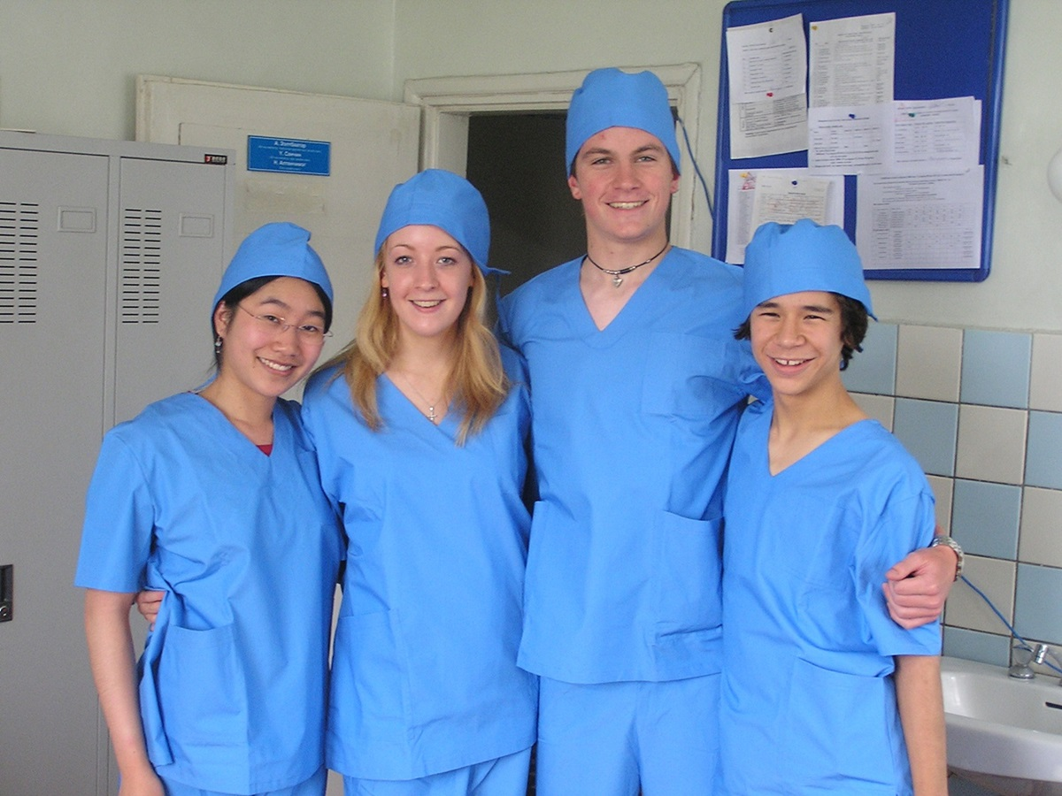 Medicine Volunteer Work Abroad