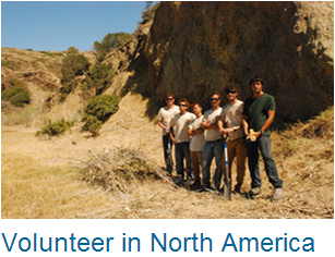 North America Volunteer