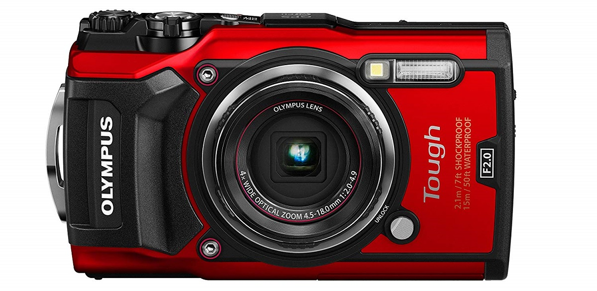 Olympus Touch TG-5