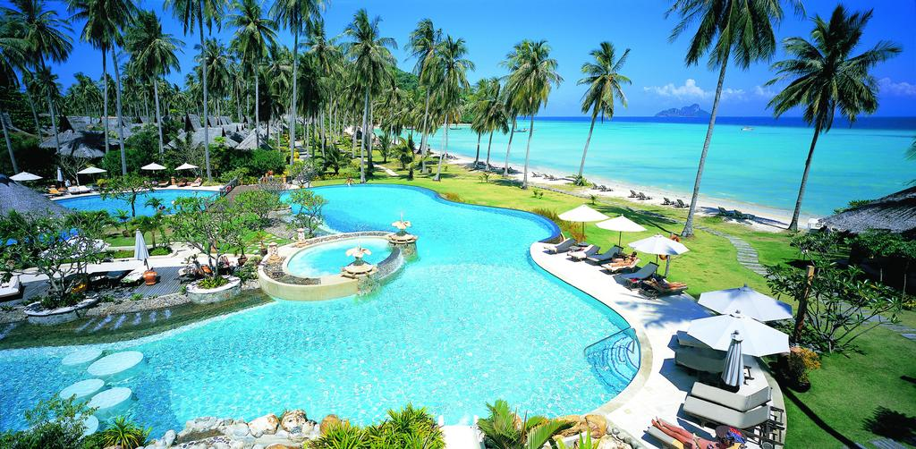 Phi Phi island village resort and spa