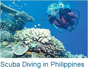 Philippines Scuba Diving