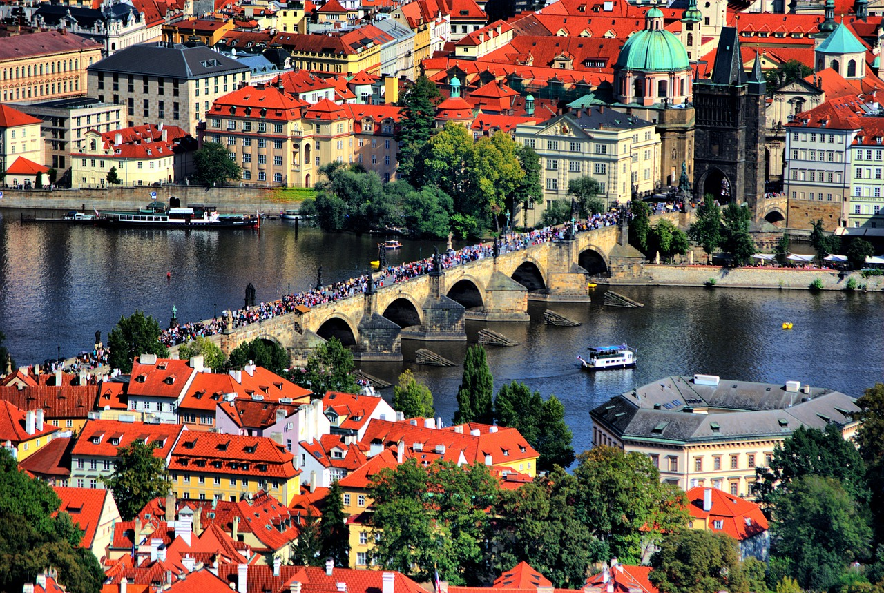 Why teach in Prague